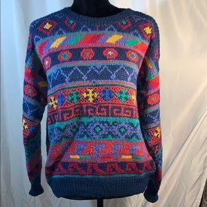 The Peruvian Connection Medium Crew Neck Sweater